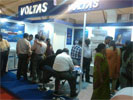 Turn out at Coolex 2012