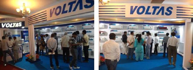 Voltas participates in Coolex 2014: Lucknow